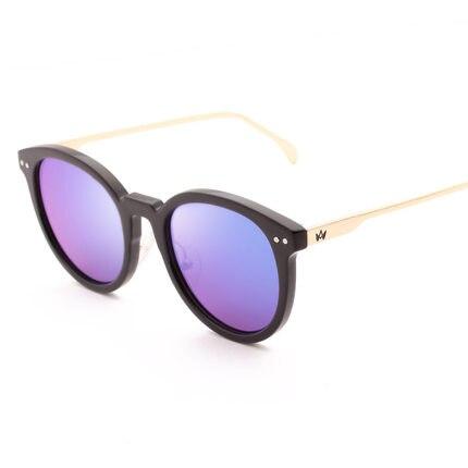 Ive vendimia redonda Gafas de sol mujeres marca diseñador gafas UV400  retras femeninas del gradiente Gafas oculos de sol feminino gafas 3624 ec2bf425ce14
