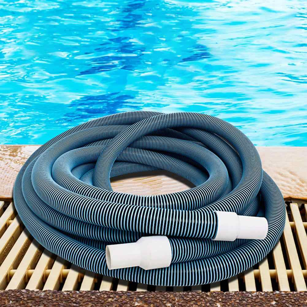 5M 10M 15M Heavy Duty In-Ground Pool Vacuum Hose With Swivel Cuff Swimming  Pool Vacuum Hose Cleaning Accessories