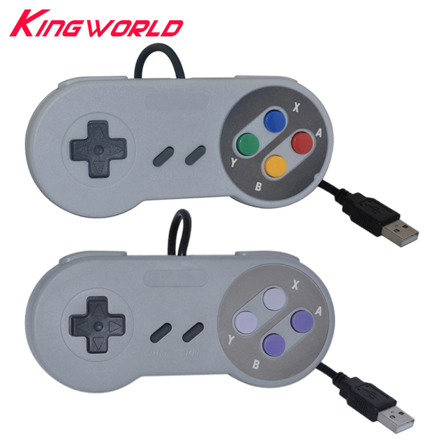 Aliexpress.com : Buy 50pcs USB Game Retro Wired Controller Joypad ...