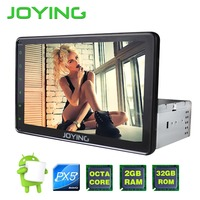 JOYING 2GB 32GB Android 5 1 Universal Single 1 DIN 8 Car Radio Stereo Quad Core