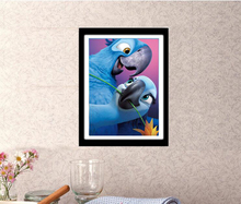 Fantasy Parrot Cute Animal 5d diy Full Diamond Painting Cross Stitch For Wall Decor Kids Funny Handmade Needle Crafts