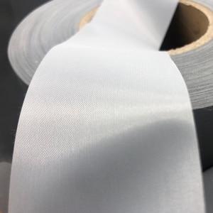 Image 3 - EN471 5cm רוחב גרי רעיוני פוליאסטר בד עבור בגדים