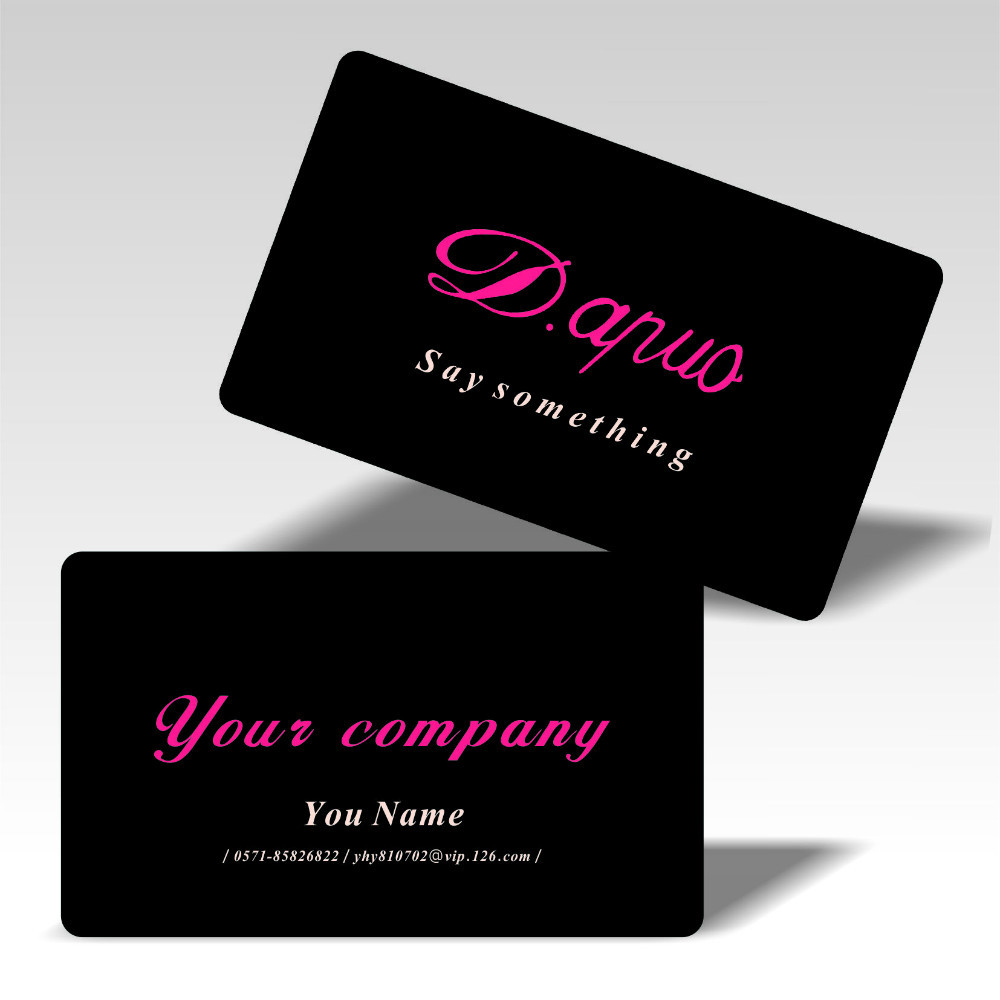 Matte Laminate Rounded Business Cards Images - Card Design And Card ...