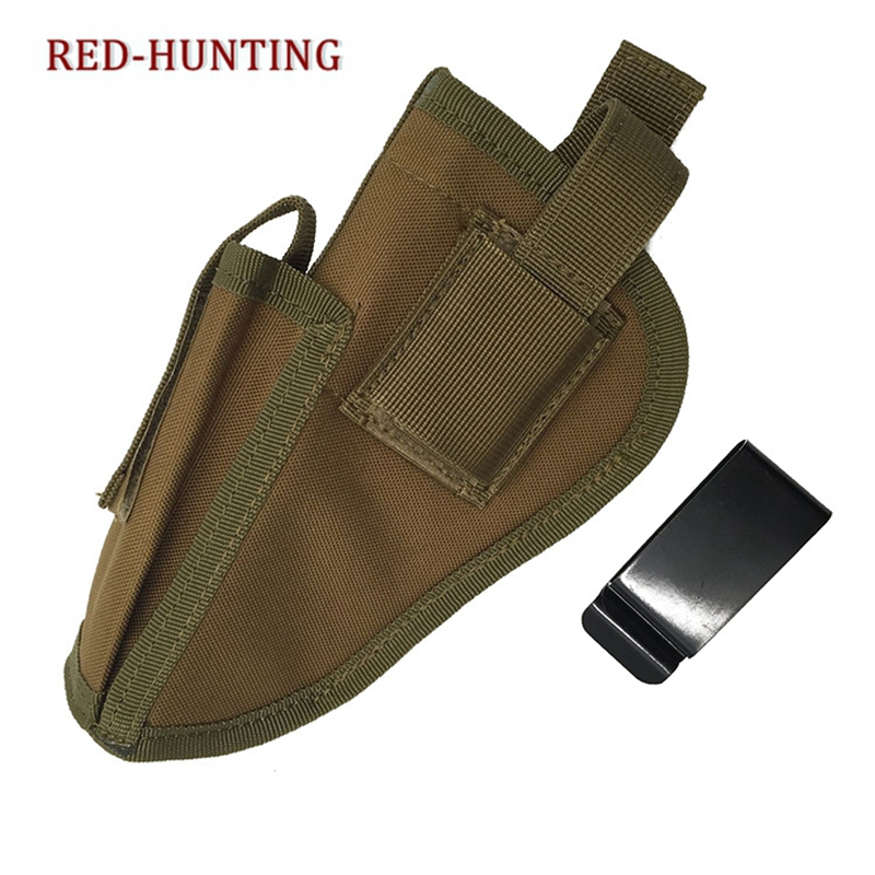 Women's Shoes Practical Tactical Hunting Gun Holster Military Airsoft Belt Holster Right Left Gear Waist Slot Edc Right/left Hand Hk Usp Qd Qr Pistol Slippers