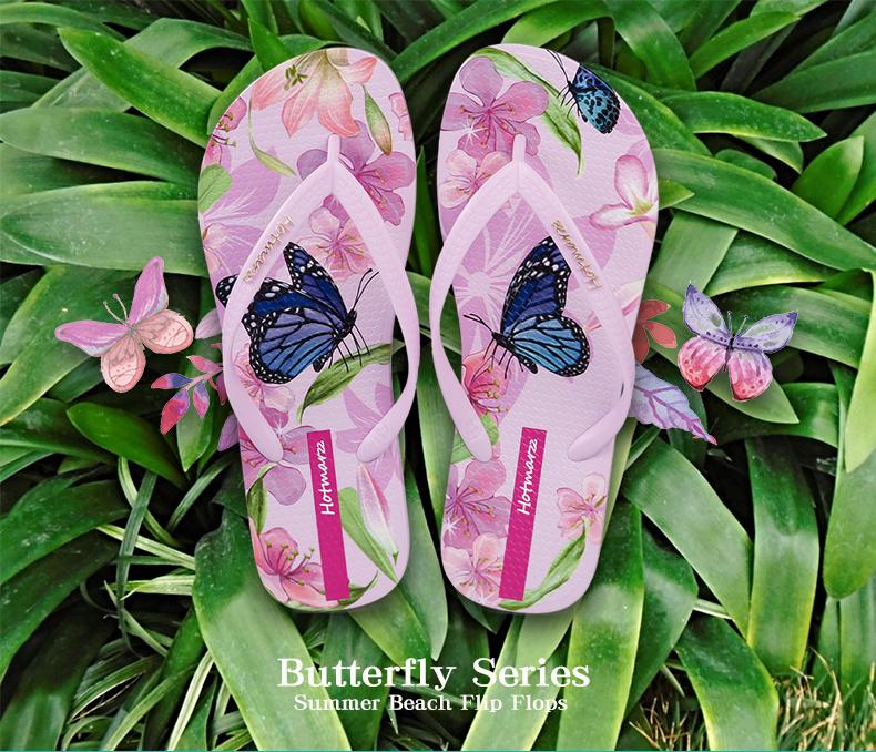 Roosad liblikatega plätud