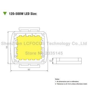 Image 3 - Chip de bombilla LED SMD COB de alta potencia 120W 150W 200W 300W 500 W blanco cálido Natural 120 150 200 300 500 W vatios para luz al aire libre