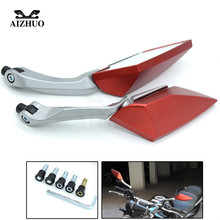 Motorcycle Accessories Rear View Side Mirrors for DUCATI monster 696 796 821 620 bmw f650gs r1200rt s1000xr g310r r1200gs nicecnc steering stabilizer damper for bmw s1000rr r800gs r1200gs ducati 749 999 hypermotard 796 821 848 1098 monster 696 1100