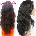Free Part 150% Density Brazilian Full Lace Wig With Baby hair Virgin Unprocessed Lace Front Glueless Human hair Wigs