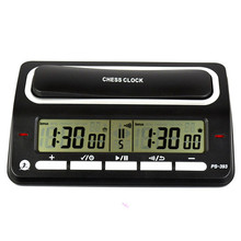1 magideal unids International Chess Competition Game wind up Count down Clock Timer - Hiking Camping Birthday