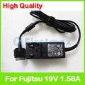 19 v 1.58a 30 w ac power adapter adp-30vh um cp568150-01 fpcac118 para fujitsu lifebook ah532/gfx lh532 carregador tablet nenhum plug ac