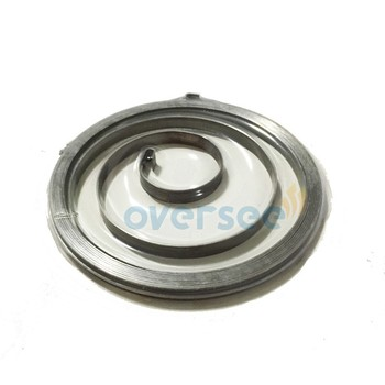 63V-15713-00-00 Starter Spring Replaces For Yamaha Outboard Engine 15HP 9.9HP 63V 6B4 Model фото