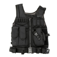 Tactical Vest Military Equipment Airsoft Hunting Vest Army Training Paintball Airsoft Combat Protective Vest For CS War Game цена 2017