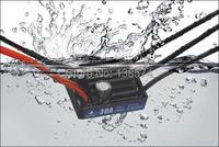 New HobbyWing SeaKing V3 Waterproof WP 30A BL Motor ESC 6V/1A BEC for RC Racing Boat ESC