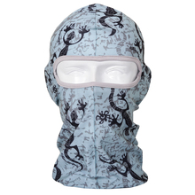 Brand 3D Cycling Bicycle Sports Outdoor Ski Snowboard Motorcycle Skull Cap Helmet Headgear Hats Protect Full Face Mask