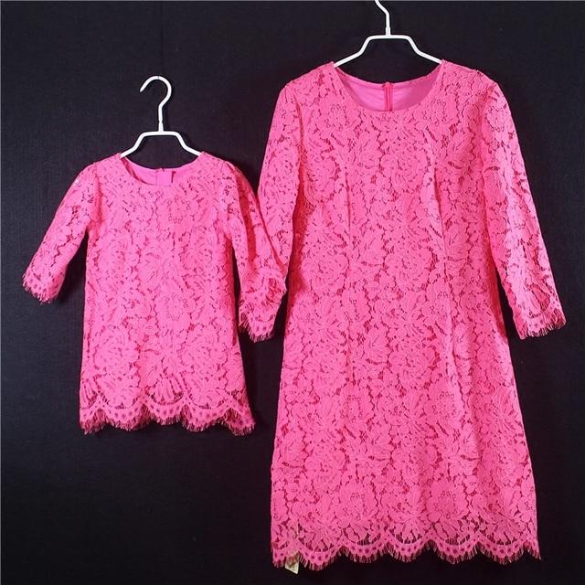 Aliexpresscom Buy Brand children clothing sets family look girl