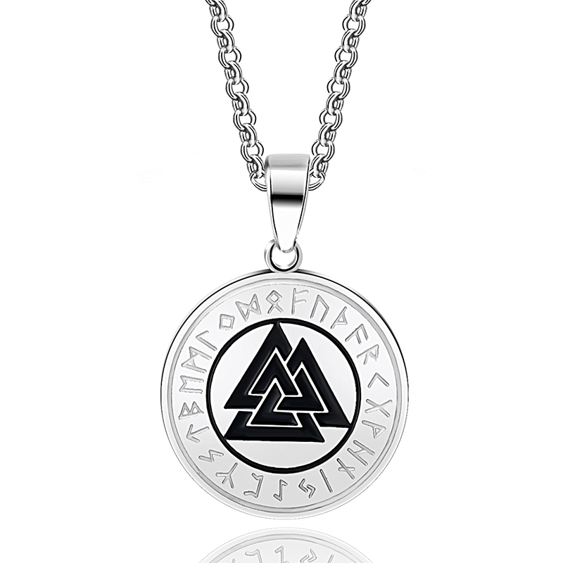 Aliexpress Com Buy 2 In 1 Constellations Pendant Amulet: Aliexpress.com : Buy ABAICER 1pcs Slavic Norway Valknut