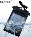 ULIFART negro 100% bolsa impermeable bolsa caso manga bolsa para 9,7 pulgadas iPad Air2 Ipad2/3/ 4 Dropshipping. exclusivo.