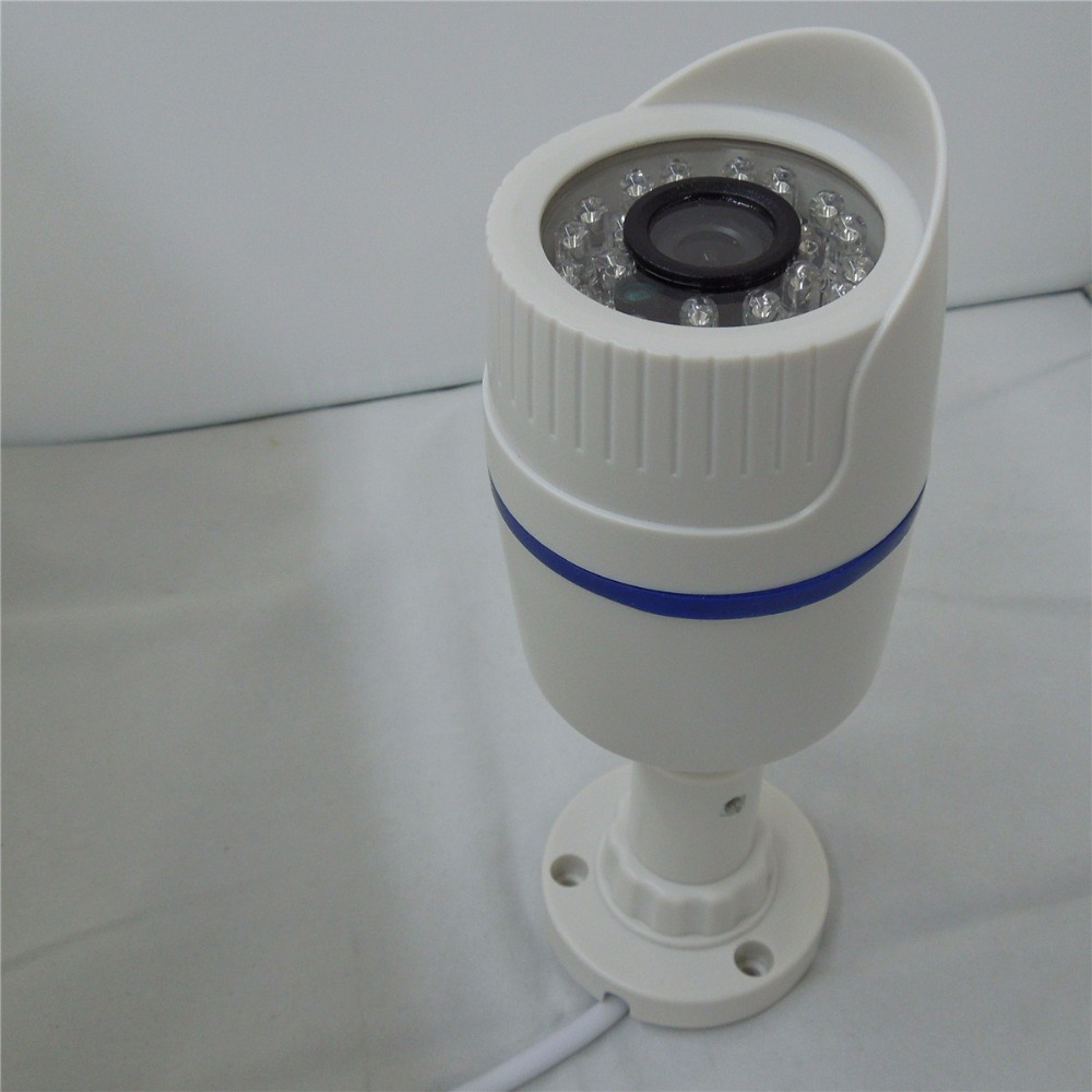 48V POE IP Camera Outdoor CCTV Full HD 720P 1.0 Megapixel Bullet Camera IP 720P Lens IR Cut Filter ONVIF tr sipr130w poe outdoor 1 3 megapixel ip serveillance camera with poe tr sipr130 poe