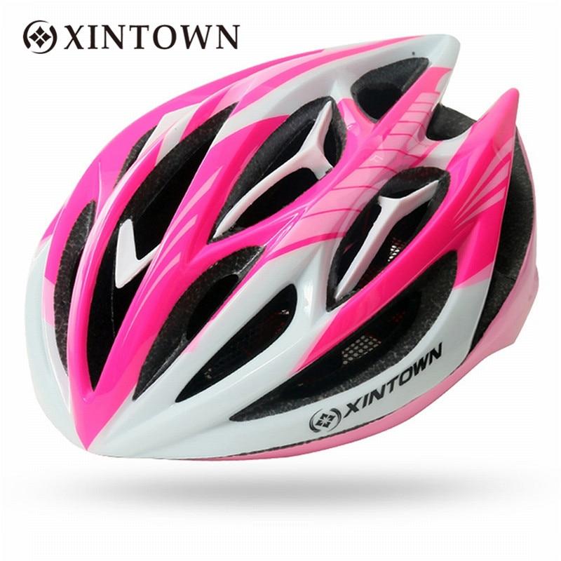 ФОТО Mountain Bike Bicycle Helmet Cycling Helmet Men Women Camping Riding Racing Helmet For Outdoor Sport Road Bicycle Accessories