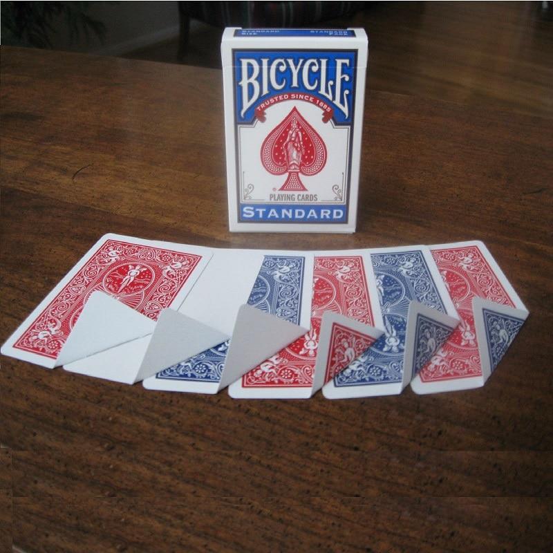 56pcs / Pack Bicycle Gaff Deck Magic Variety Pack Naipes Tarjetas - Juguetes clásicos - foto 1