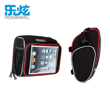Roswheel Handlebar basket bycicle cycling bags bicycle bag pannier for ipad mini