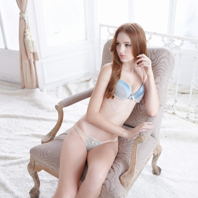 Japanese lingerie models Sexy