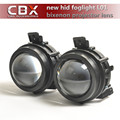 CBX New Bixenon Projector Lens Fog Lamp Super Bright L01 with HID Bulb D2H Waterproof L01 Special Used for Chevrolet Cruze