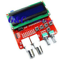 DIY AVR DDS Function DDS Signal Generator Module Sine / Triangle / Square Wave [ad9850] ann fuller dds signal module generator send 51 and 9850 stm32 procedures