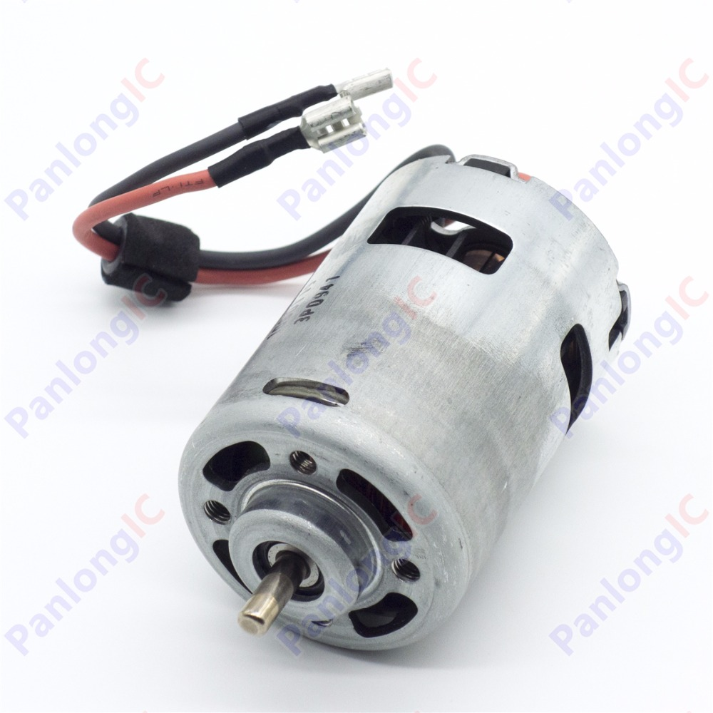 High Torque Motor Robot Motors Dc Motor 37gbrh 24v 90rpm
