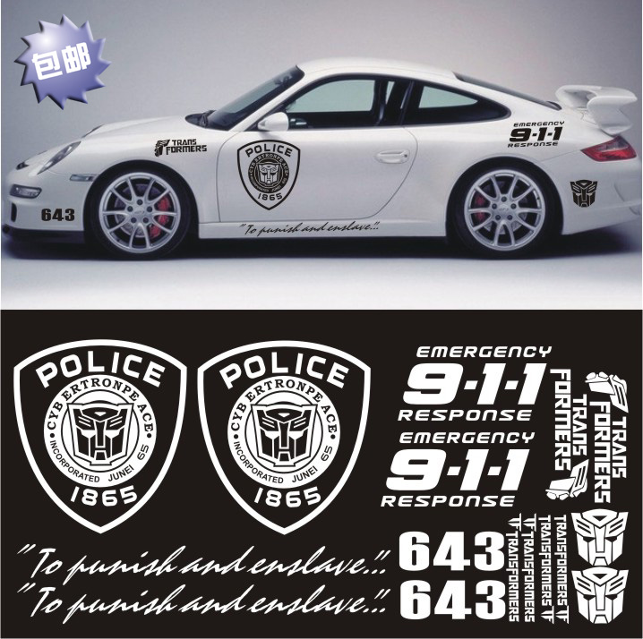 Car body car styling autobot car sticker 9 11 643 car stickers and decals for ford focus 2 vw kia rio mazda 3 skoda cruze toyo on aliexpress com alibaba