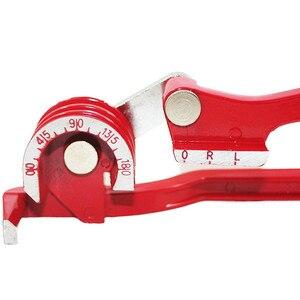Image 4 - Dobladora de tubos de 6mm/8mm/10mm máquina dobladora de tubos 3 en 1, dobladora de tubos, 5/16 y 3/8