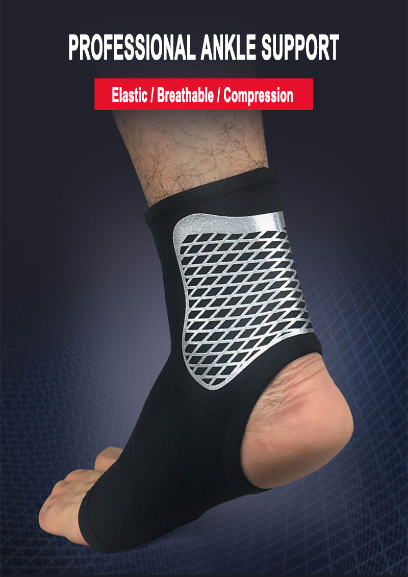 ankle support for basketball football running cycling (2)
