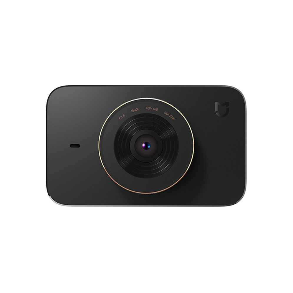 Driving Recorder Mi Dashcam F1.8 160 degree Wide-angle 1920 * 1080 1 / 2.9 inch CMOS Global Version