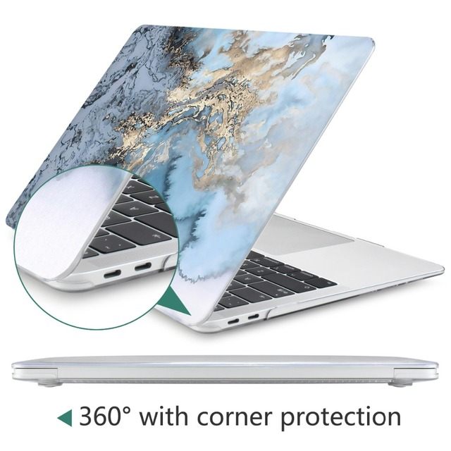 Marble Sky Case for MacBook 4