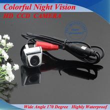 Free shipping CCD universal Car rear view camera HD color car camera for