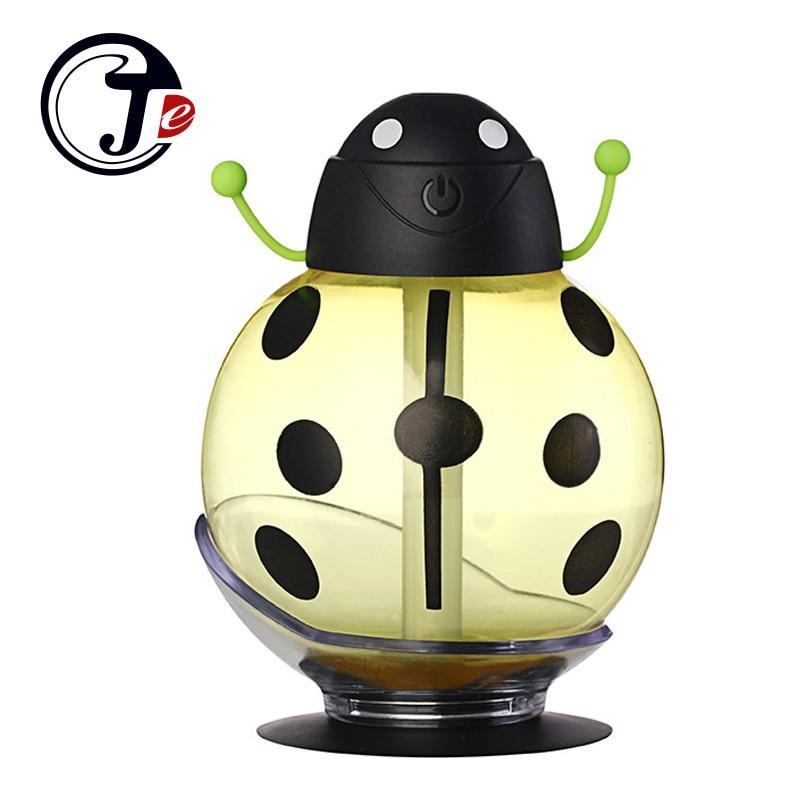 LED Light Humidifier USB Humidifier Aromatherapy Diffuser for Home Travel Mist Maker Humidifiers Fogger with 360 Degree Rotation термокружка emsa travel mug 360 мл 513351