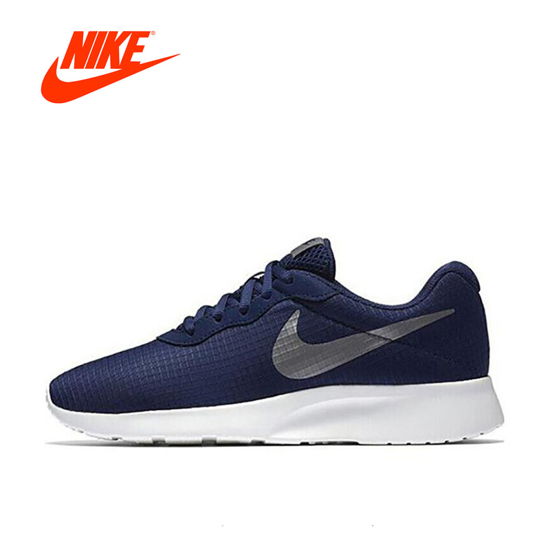 Nike Women Shoes Lightweight Leisure Running Shoes Sports Sneakers Breathable Men Athletic Shoes Brand Design Top nike men s indee high shoes athletic sneakers leather white