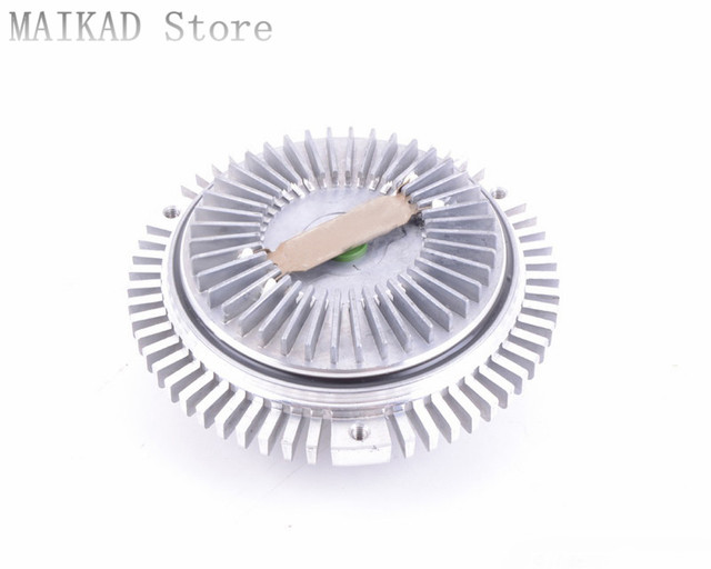 US $37 1 |Viscous Cooling Fan Clutch for Mercedes Benz W202 C180 C200 C220  C240 C280 C230 C250 A1112000422-in Fans & Kits from Automobiles &