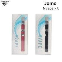 2017 New Authentic Jomotech Nvape kit Vape pens 510 Thread huge vapor electronic cigarette hot selling wax vaporizer pen Jomo-58