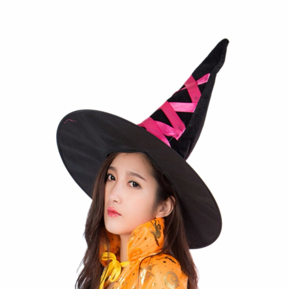 Popular Wicked Witch Hat-Buy Cheap Wicked Witch Hat lots from ...