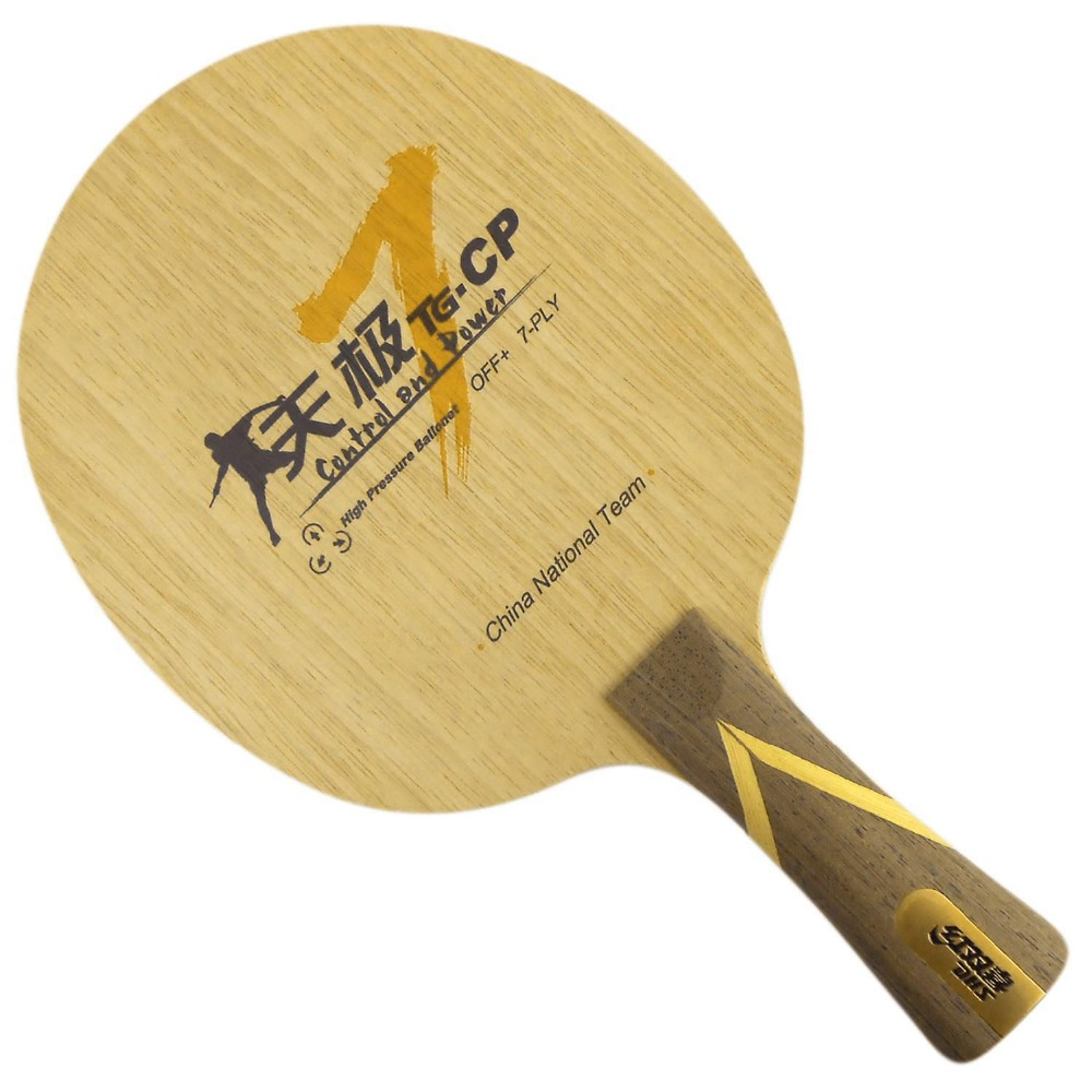DHS TG7-CP TG.CP 7, TG CP-7 Attack+Loop OFF+ Table Tennis Blade for PingPong Racket dhs tg7 cp tg cp 7 tg cp 7 attack loop off table tennis blade for pingpong racket