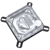 Cpu Xpr B Pa, For Intel Lga115X/2011 Cpu Water Blocks, Rbw Lighting System, Microwaterway Water Cooling Block