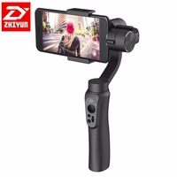 ZHIYUN Smooth Q 3 Axis Handheld Smartphone Gimbal Stabilizer Professional Motion Camera Stabilizer For IPhone For