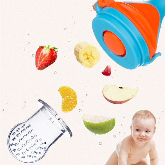 Baby Feeding Silicone Pacifier