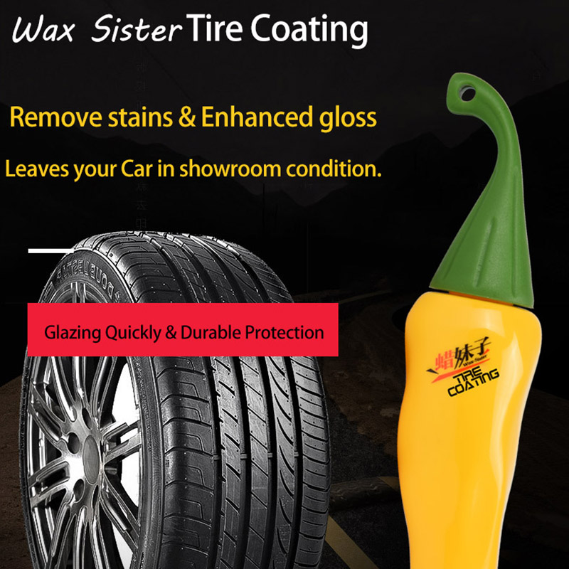 Car care products series spray Tyre coating protection with fast express in Tyre Gloss from Automobiles Motorcycles