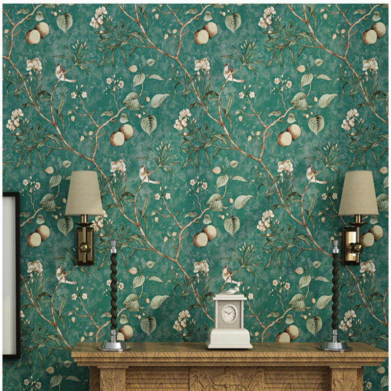 Free Desktop Wallpaper Modern 3d Home Wallpaper Hd Vintage Flower Wall Decor Deep Embossed Wall Decor Art Wall Paper Non-woven 3d modern wallpapers home decor solid color wallpaper 3d non woven wall paper rolls decorative bedroom wallpaper green blue