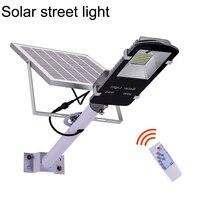 Waterproof Rainproof IP65 10W 20W 30W 50W LED Solar Light Street Lamp for Backyard Garden Park Road Streetlight Lighting