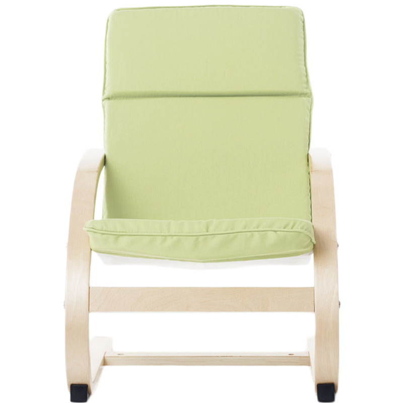 GuideCraft Kiddie Rocker - Light Green - Single