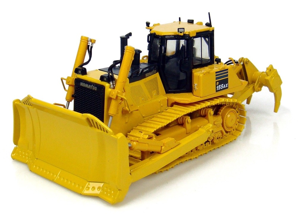 Original 1:50 Scale UH8010 Komatsu D155AX-7 Bulldozer w/Ripper Construction Vehicle Toy for Decoration,Collection,GiftOriginal 1:50 Scale UH8010 Komatsu D155AX-7 Bulldozer w/Ripper Construction Vehicle Toy for Decoration,Collection,Gift