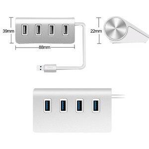 Image 5 - Universal Adapter Plug Adaptador Enchufe Multiple USB 3.0 4 Port Multi HUB Splitter for Apple Mac PC Computer Tablet Stekkerdoos